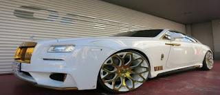 Mobil Rolls Royce