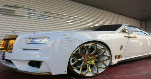 10 Harga Mobil Rolls Royce Termahal Di Dunia