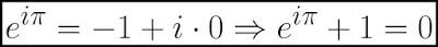 Una igualtat matemàtica plena de bellesa
