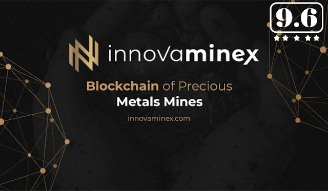 InnovaMinex (INX) ICO Review, Rating, Token Price