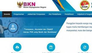 Pendaftaran Online CPNS Dibuka Siapkan Diri Anda