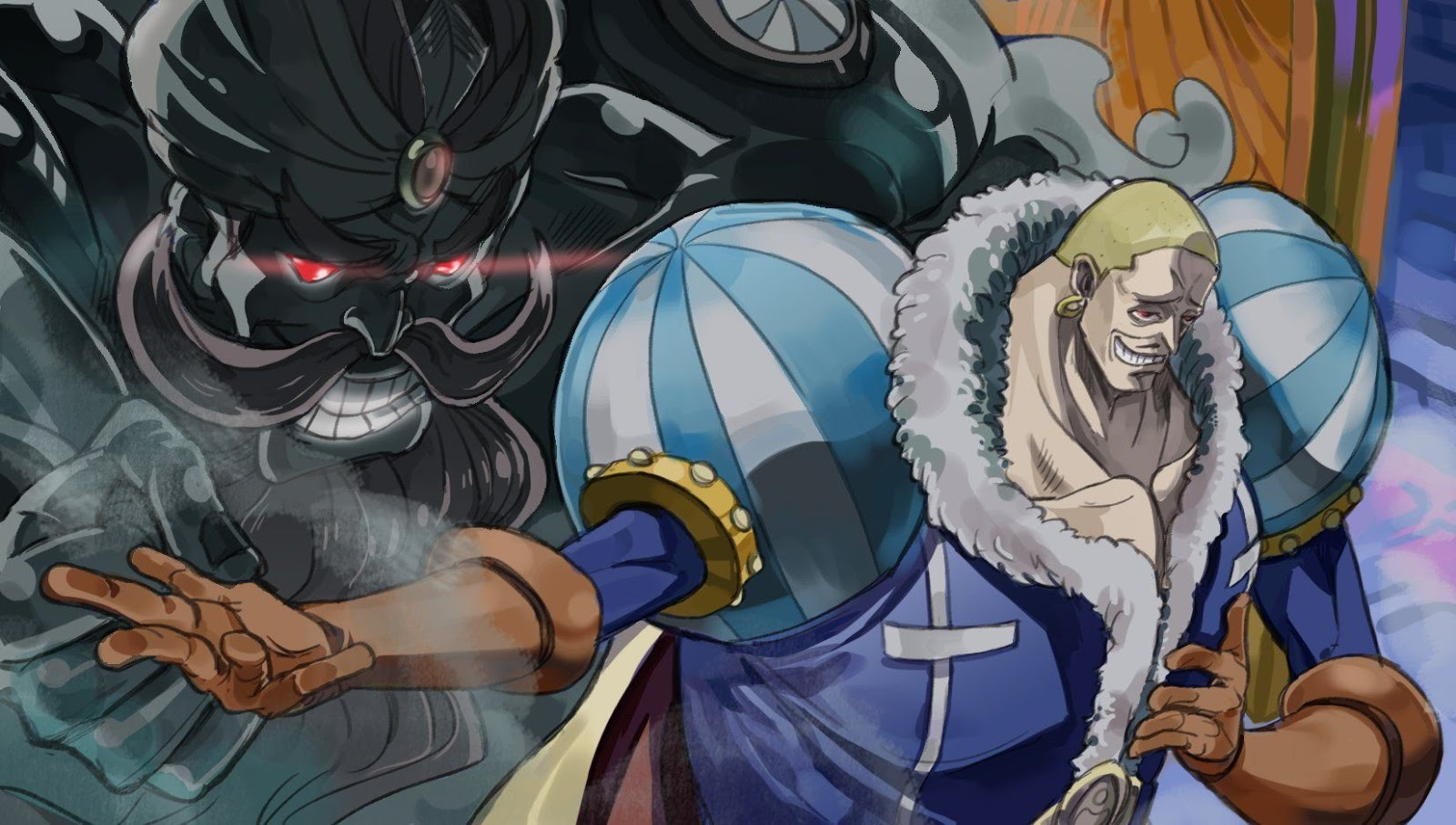 7 Karakter Anime Yang Bertarung Tanpa Menggerakkan Tubuh ...