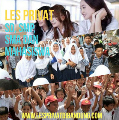 Les Privat SD, SMP, SMA, Mahasiswa