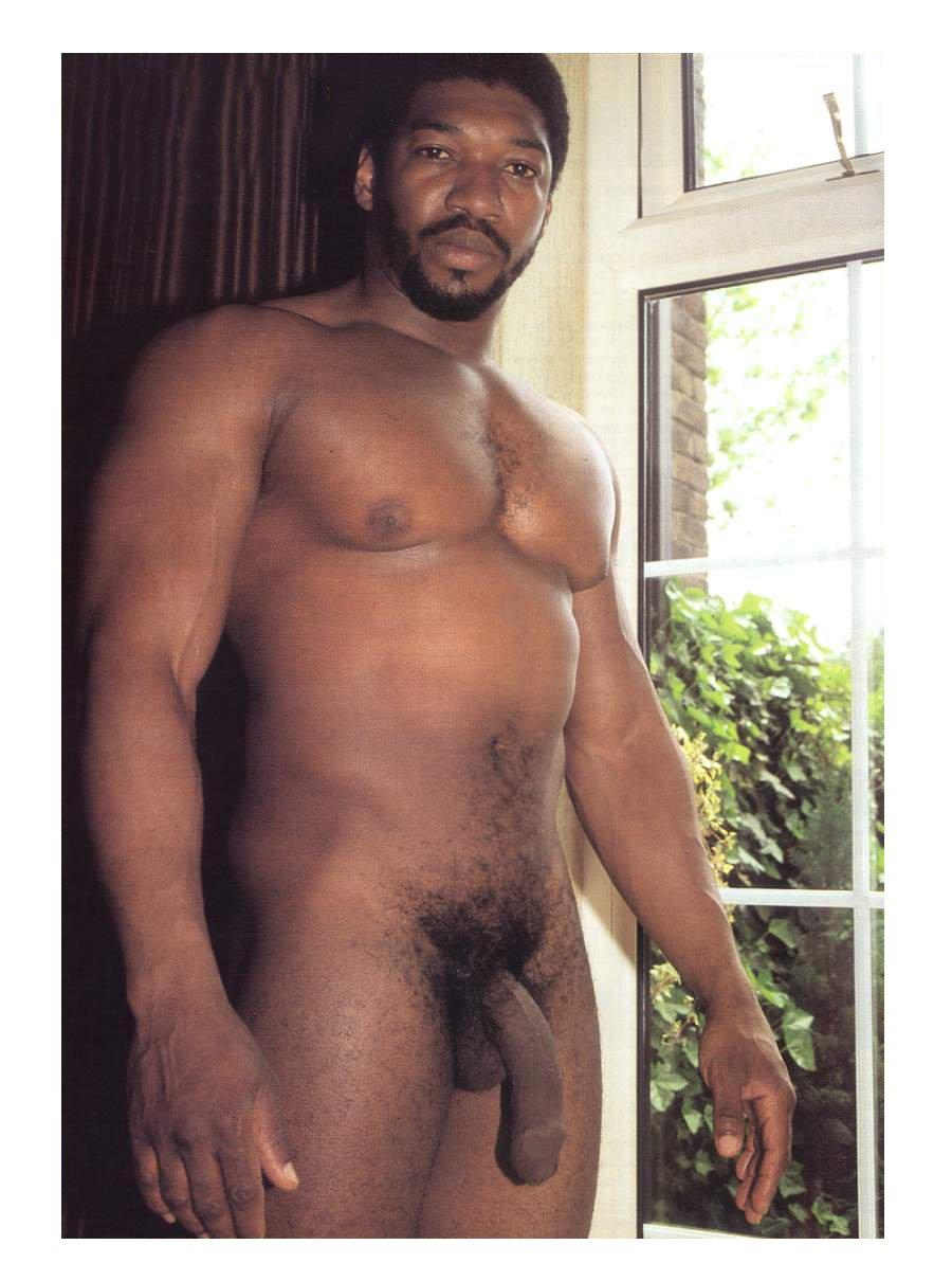 black guy cock