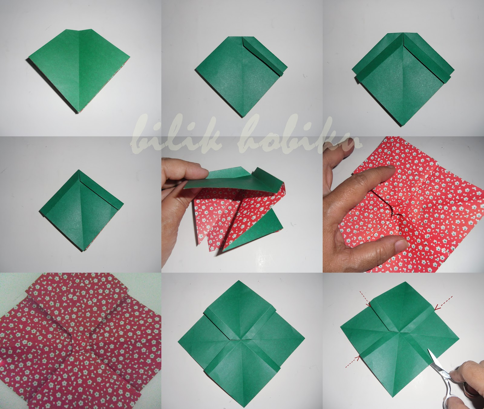 Origami @ Beautiful Bow - photo#11