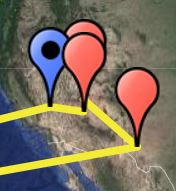 3-5, Google Earth, Tour Builder, Science, Connections, Weathering, Erosion, Nance Elementary, Mrs. April Scott, Mrs. Robinson, Mrs. Morgan, Digital Design, Digital Learning, Fifth Grade, Rene' Egle