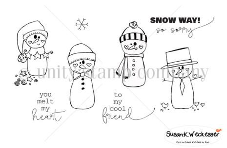 {my sweet earth}: A Reel Snowman
