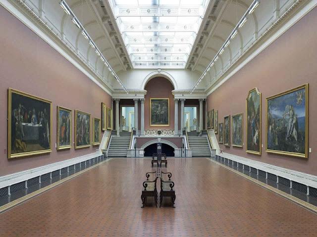 História da Galeria Nacional da Irlanda