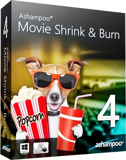 Download Ashampoo Movie Shrink & Burn 4