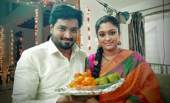 Senthil & Sreeja chandran-Mappilai