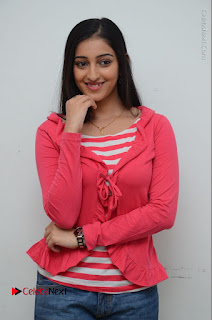 Telugu Actress Mouryani Latest Pos in Blue Denim Jeans  0006.JPG