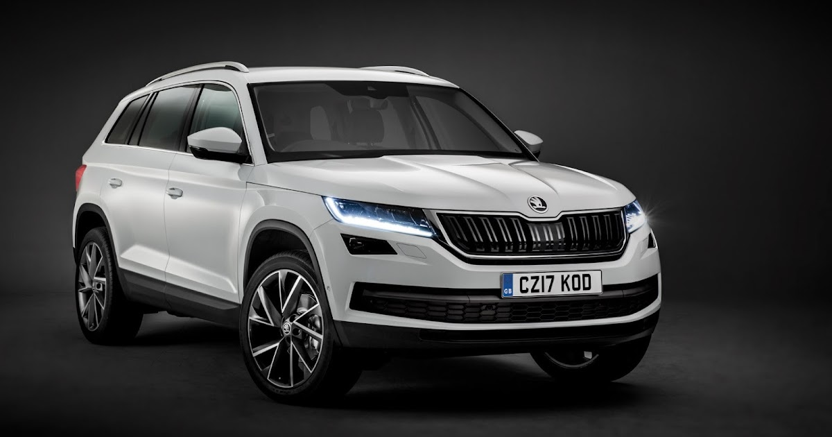 skoda kodiaq price in uk 2017 new large suv 2016 photos and images types cars. Black Bedroom Furniture Sets. Home Design Ideas