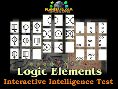 Logic Elements Game