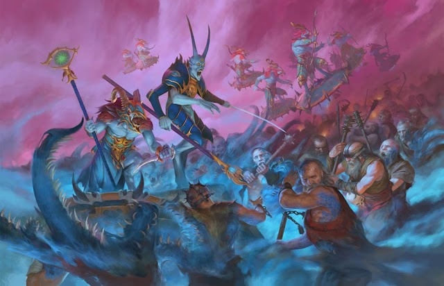 2nd Edition Preview: Disciples of Tzeentch