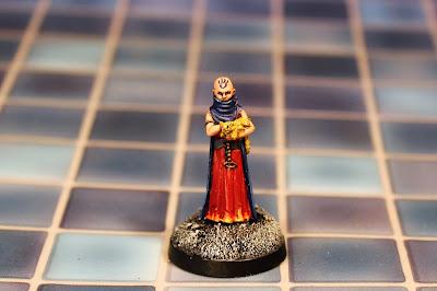 Colony 87 Priestess