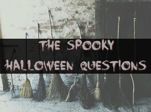 The Spooky Halloween Questions