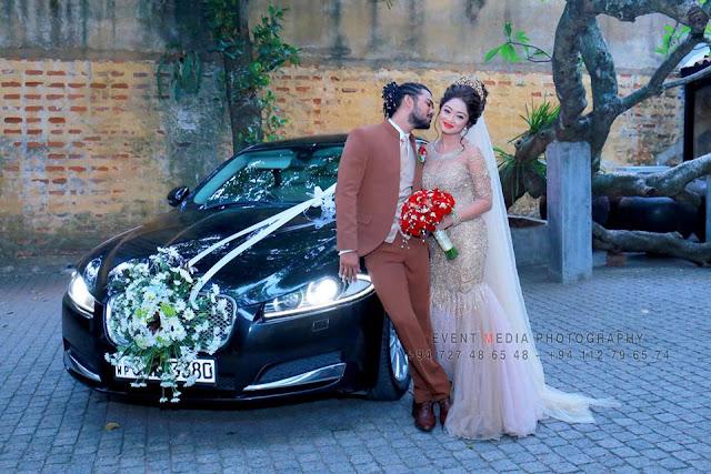 Harshana & Volga WEDDING Moment