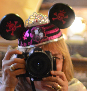 Disney Wordless Wednesday Blog Hop Theme Disney Side