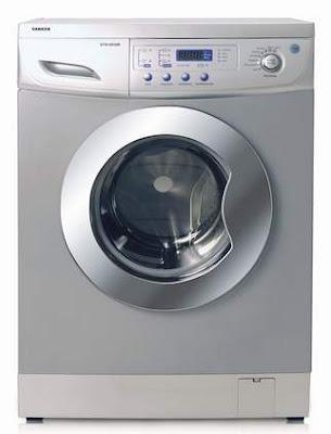 Daftar harga mesin cuci sanken front loading image