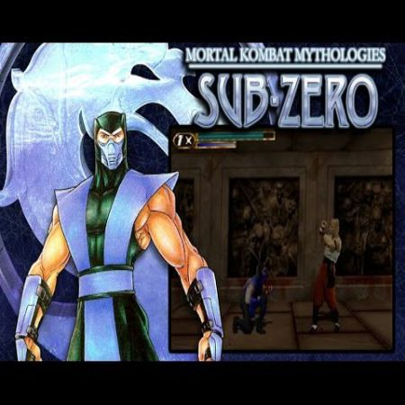 Download Mortal Kombat Mythologies Sub-Zero Game For PC
