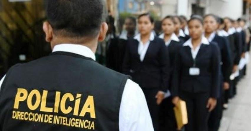 ADMISIÓN PNP 2019: Aplican prueba de polígrafo a aspirantes a Escuela de Oficiales de la Policía Nacional del Perú
