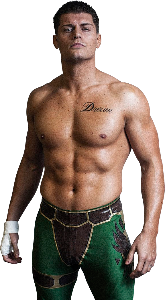 Renders Backgrounds LogoS: Cody Rhodes