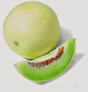 Kandungan Dan Manfaat Buah Melon Untuk Kesehatan