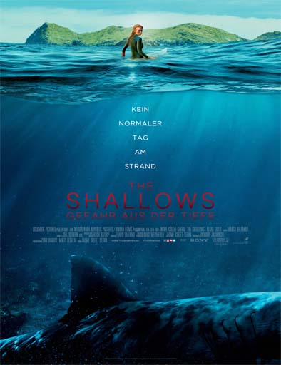 Ver Infierno azul (The Shallows) (2016) Online