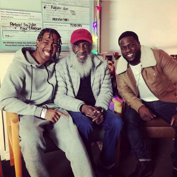 'Nothing but Love for You Man': Nick Cannon Gets Post-Christmas Hospital Visit from Kevin Hart