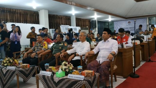 Hasil Rekap Suara Provinsi Jateng Disahkan Tanpa Tanda Tangan Saksi 02