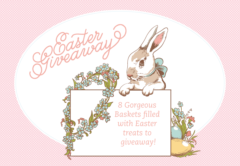 All My Love Our Sweet Easter Giveaway