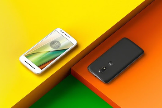 Moto E3 India launch and Specifications