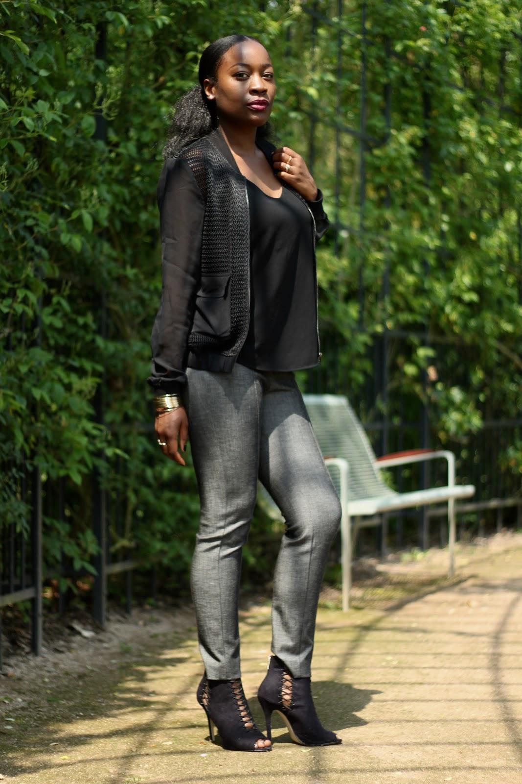 black fashion blogger-blog mode et tendance-la fille fauchée