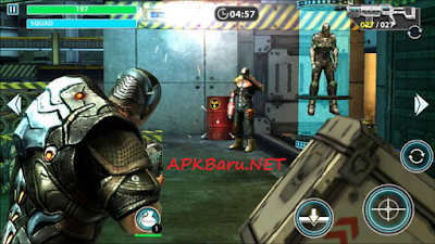 Free Download Rescue Strike Back Mod Apk+Data Terbaru