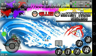 Download Naruto Senki B.O.N v2 by Syarifat Apk