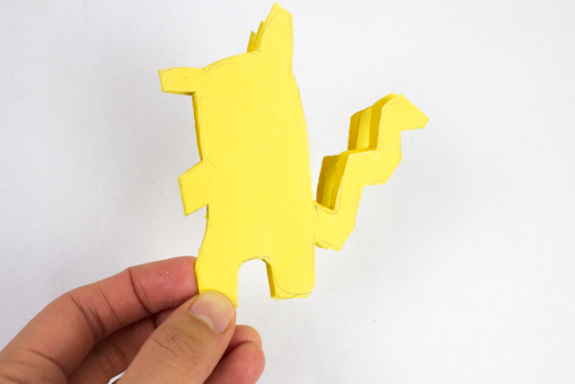 How to Cut Pokeball and PIkachu Snowflakes- Such a fun winter Pokemon paper Craft for kids