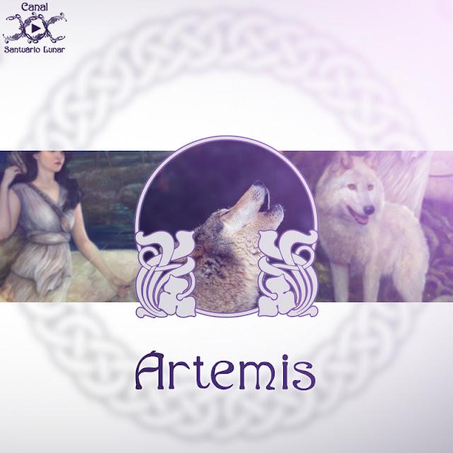 Ártemis - Deusa dos animais e da vida selvagem   Wicca, Magia, Bruxaria, Paganismo