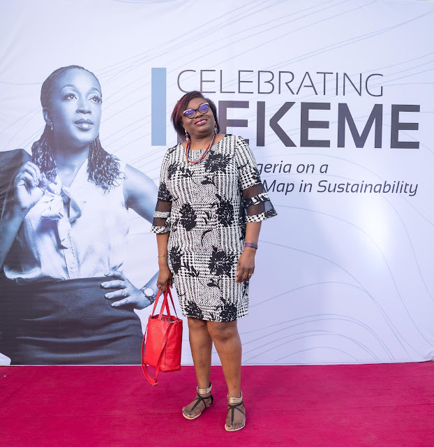 Razzmatazz As Friends And Family Host Bekeme Olowola On Her GRI Amsterdam Board Appointment