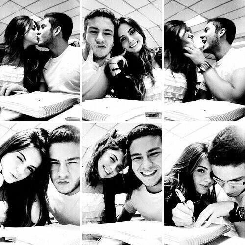 Cute Couple Selfie Poses Ideas