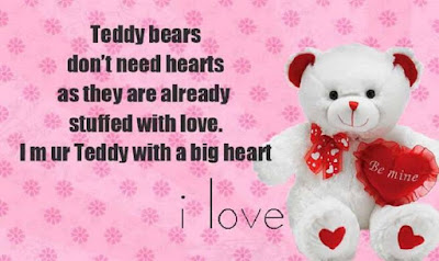 i love you teddy bear hd images