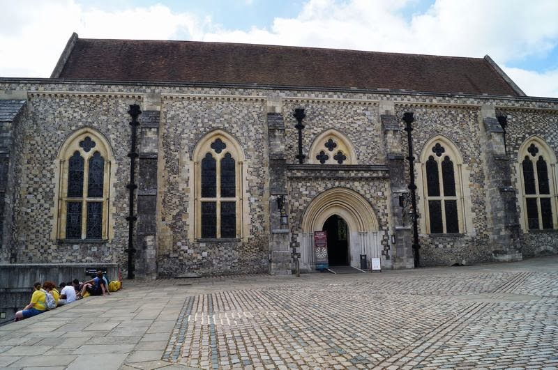 Great Hall Winchester