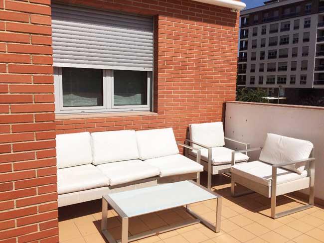 piso en venta castellon av hermanos bou terraza