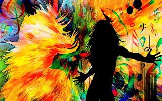 Colori in discoteca