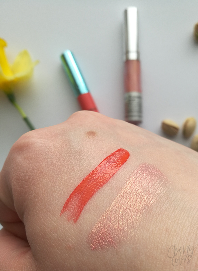 Catrice EPIC SEX-PROOF LIP INK and Fyrinnae Romantique