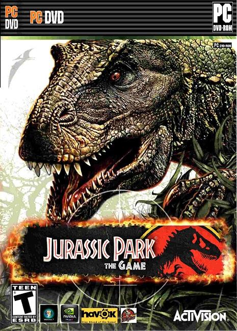 Dream Games Jurassic Park The Game