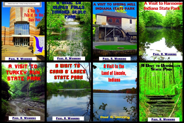 Indiana State Park Series
