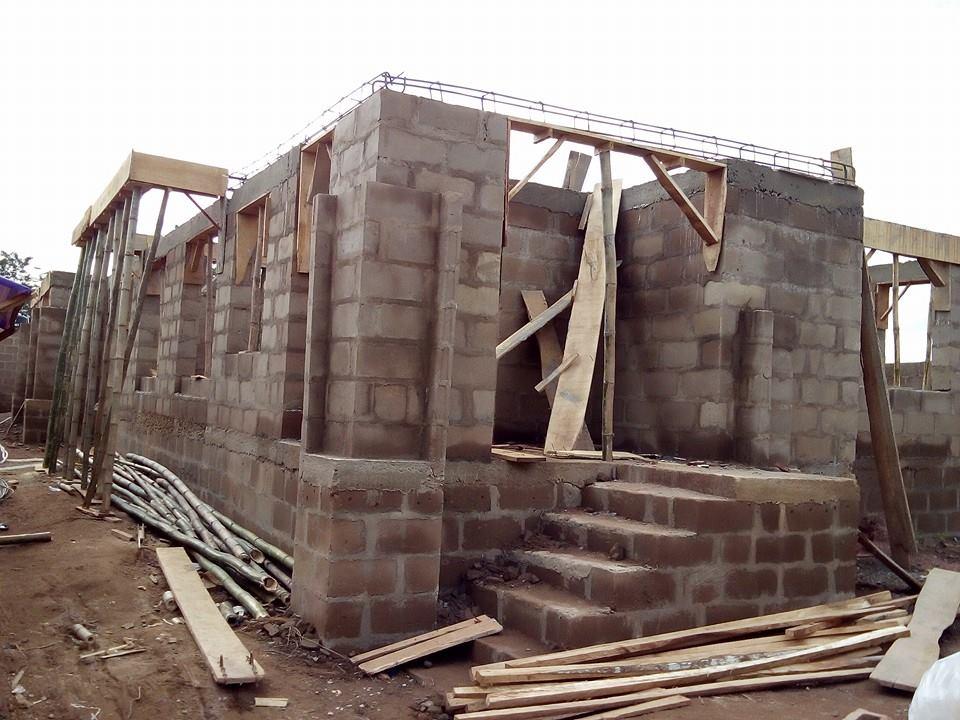 Home Design Ideas Construction: NIGERIA BUILDING STYLE(Architectural Designs By DarchiPLAN
