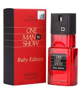 One Man Show Ruby Edition Perfume 100 Ml