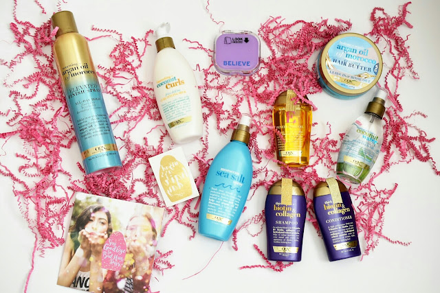 OGX is Giving My Hair Rock-Star Status This Summer   via  www.productreviewmom.com