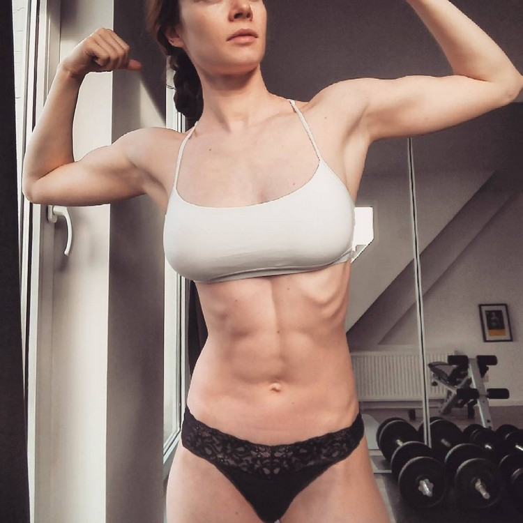 German Fitness Models Sophie S 0001